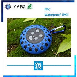 Shenzhen manufacturer wireless bluetooth speaker box support hands free call Made in Shenzhen