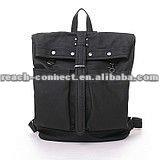 2012 Men's PU leather backpack bag