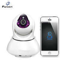 Smartphone Baby Monitor Real-Time IP Camera Monitoring System
