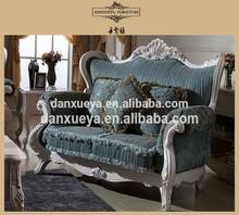 danxueya-noble antique european style furniture/luxury european classic style home furniture/leisure european style hotel sofa