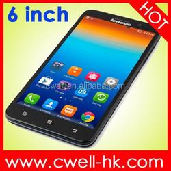 NEW Lenovo Smartphone Lenovo S939 Phablet 1GB RAM/8GB ROM 8.0MP Back Camera 3000mAh Big Battery 6 inch Smartphone
