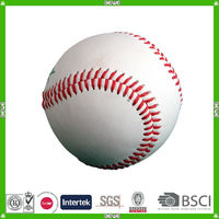baseball with low price and customized logo