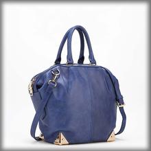 Fashion lady leather bag manufacturer,2015 trendy lady hand bag brand,genuine leather bag ladies