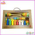 juguete de instrumentos de música de madera