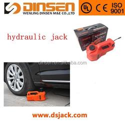 12v dc car electrical hydraulic jack car jack 3 tons 2015