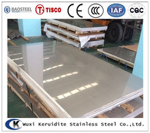 grade 309S hairline finish stainless steel sheet factory