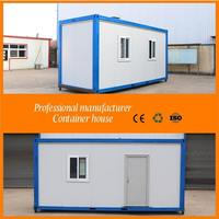 Pretty and Popular Prefab Cabin 20ft easy container ablution