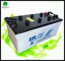 truck ,ship battery N200 large sized dry charge car battery
