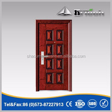 cheapest 2015 new style oem popular Steel security door