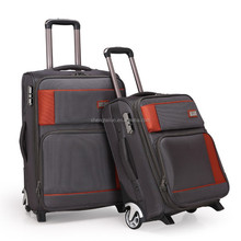 Strong Car wheels 3pcs set trolley luggage -1680D material trolley luggage set