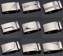 2016 High Quality Fashion Men Automatic Alloy Belt Buckle Head For Business Men Belt Buckles