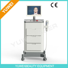 Factory price high quality Wrinkle Removal Hifu face lift machine used spa equipment
