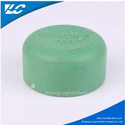 Equal Shape and Cap Type PVC End Caps/ Plastic Factory Plumbing Materials Cpvc PPR Fitting End Cap