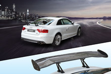 Adjustable Lightweight GT Aluminum Rear Trunk Wing Racing Spoiler
