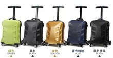 New model 2015 factory matured product polo trolley luggage