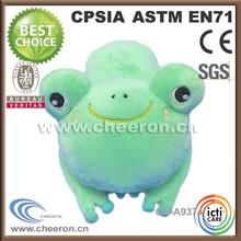 Plush toy, Stuffed plush toy, big eyes frog stuffed plush toy