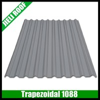 soundproof roofing tile corrugated sheet