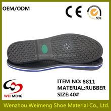 RB Rubber shoes sole suelas para zapatos