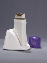 Barato calentador de cera depilatoria calentador de cera con la base de lado( aprobado por la ce)