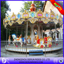 Attractions Indoor Playground Carousel