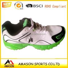 2015 new adult cricket shoes south asia cricket sports shoes Indian pakistan Sri lanka Bangal