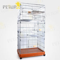2014 promotional round top dog cage