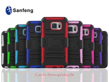 Heavy duty durable tpu pc case for samsung galaxy s6 case
