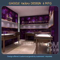 perfect product jewelry display cases for sale / jewellery display showcase/ jewelry display stand