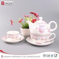 personal design grace tea ware porcelain