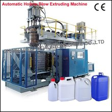 Automatic PP Bottle Making Machine