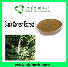 Manufacturer Supplier 2.5% Triterpenoid Saponins Black Cohosh Extract Cimicifuga racemosa extract