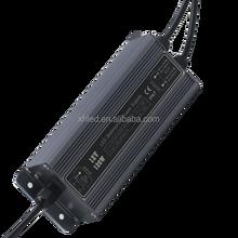 IP67 Waterproof 80% Efficiency Electronic 120W 12V LED Power Supply