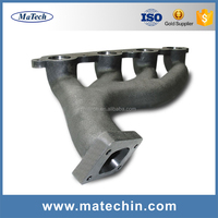 Newest Customized Cast Iron Exhaust Manifold From Foundry