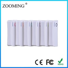 5000 led light power bank innovative products 2015 selfie power bank high capacity power bank