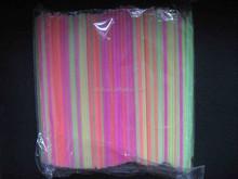 plastic flexible straw/24CM straw/21cm straw