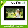 """10.1"""" digital photo frame with Mp3 Mp4 player Resolution 1024*600 HD 16:9 screen"""