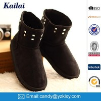 New design sample hlaf eva shoe in china