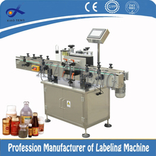 Wine, bag, glue labeling machine