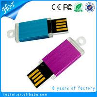 Best price colorful pushing mini plastic usb flash drive 3.0