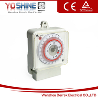 Hot selling AC 220V 24 Hours Daily Programmable Mechanical Timer For Iran Market