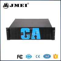 CA Series 3U Professional Power Stage Sound System Echon Voice 500 Watt Amplifier