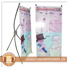 Economical banner stand for your next trade show or marketing event, Economic X Banner Stands