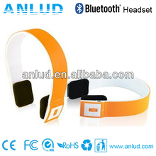 2014 brazil world cup promotion gift ALD02 music bluetooth headset