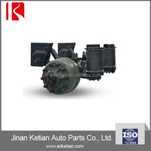 bpw heavy vehicle /trailer spare parts rubber air suspension