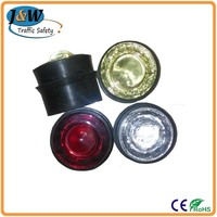 Wuhan Jackwin Hot Sale Low Price Cat Eye Reflective Tempered Glass Road Stud