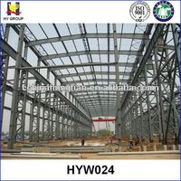 Heavy Steel Industrial Workshop/Building/Construction