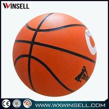stocking a lot competitive china supplier promotional rubber basketball