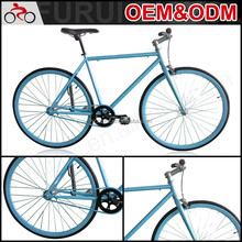High Quality 700C Aluminum Alloy Frame Carbon fixie bicycle Fixed Gear Bike