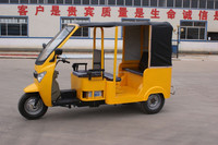 2015 Newest luxury gas& oil powered tricycle for passenger taxi rickshaw (GAS- Oil power )