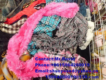 Cheapest Factory Price Sorted Used Clothes in Bales/Mixed Summer Used Clothes